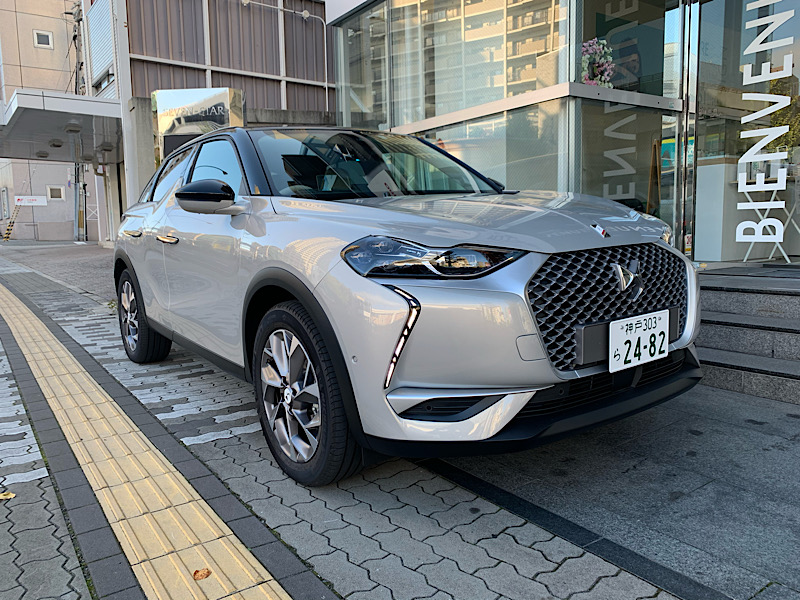 DS 3 CROSSBACK E-TENSE試乗できます!!